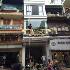 Lắp đặt hoàn thiện công trình cửa nhôm cao cấp tại 65 Hàng Nón - Tây Hồ - Hà Nội