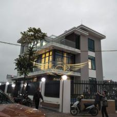 Công trình cửa nhôm kính cao cấp tại Chị Tuyết - Hải Dương