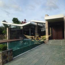 Lắp đặt công trình cửa nhôm kính cao cấp Royaldoor  tại Quảng Ninh